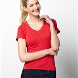 Womens Stretch Short Sleeve Tee