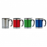 Cafe Thermal Mug 400ml